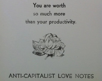 You are worth so much more than your productivity image