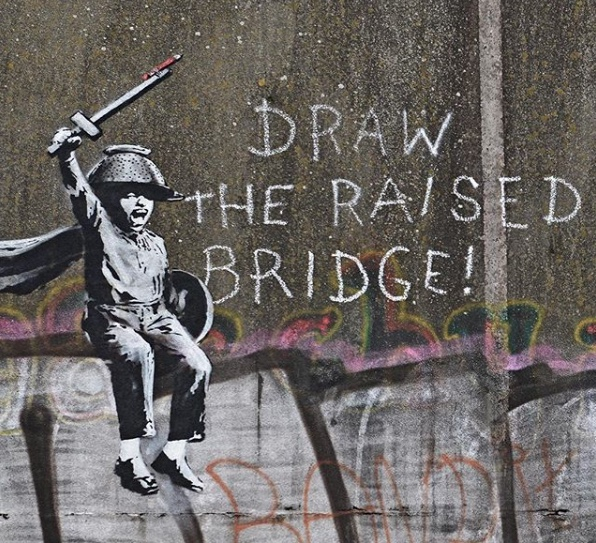 Banksy on Brexit