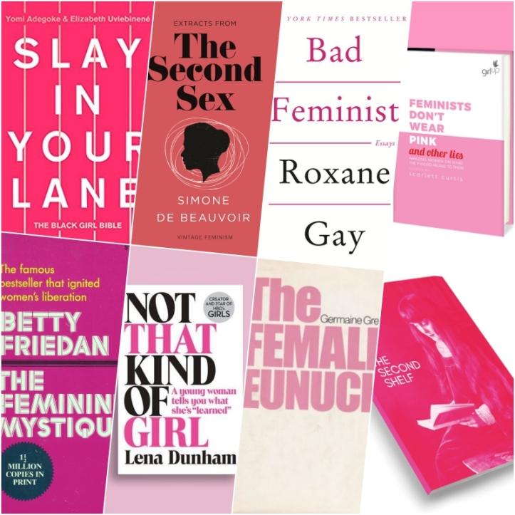 Think Pink, Think Feminism