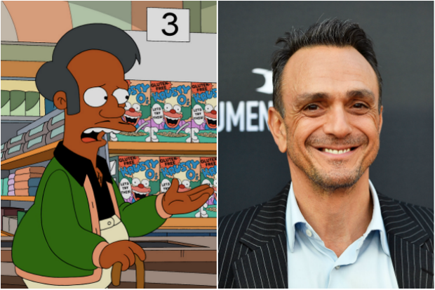 Hank Azaria and Apu