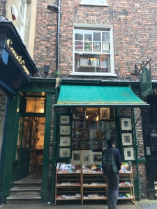 The Seven Customers You_ll Meet in a York Bookshop