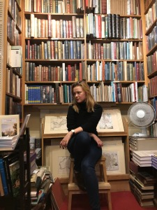 The Wonderland of Second-Hand Bookshops