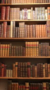 the material value of books – random or justified_
